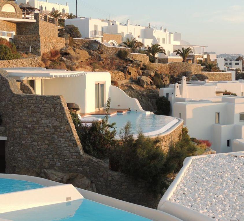 Hotel in Myconos