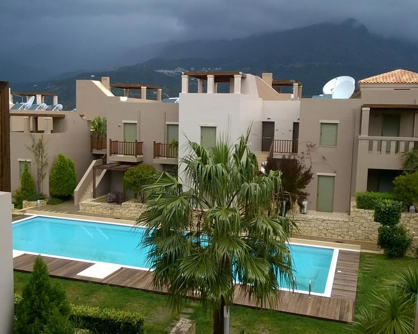 Holiday Property Complex, in Crete