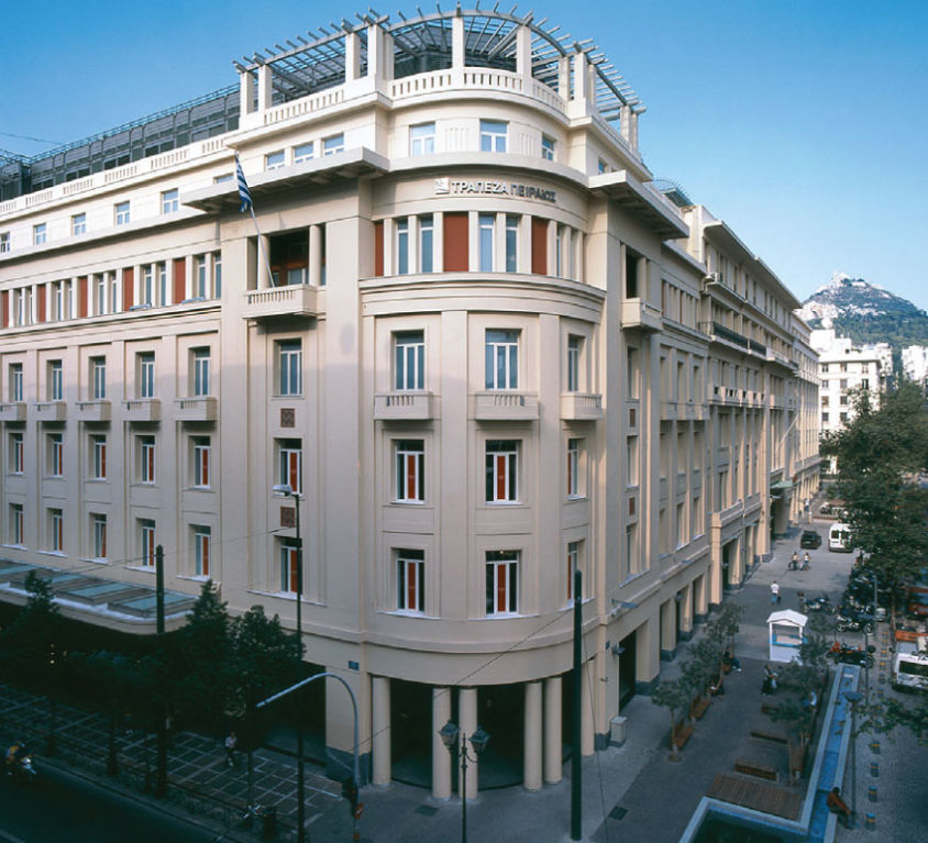 Listed Building – Office Complex, in Athens