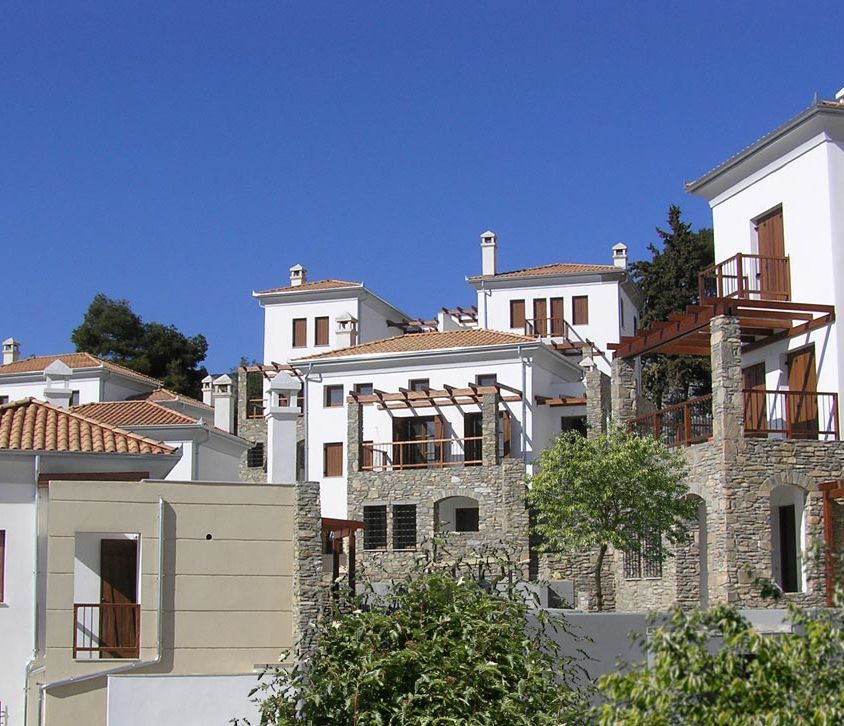 Residential Complex in Pelion