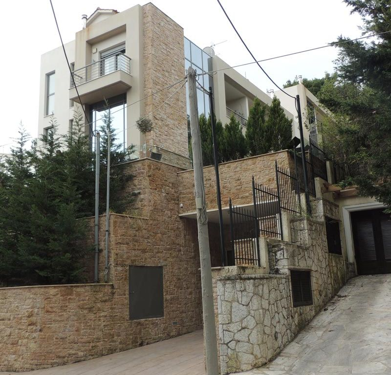 Detached Residential Property, in Ekali Attiki