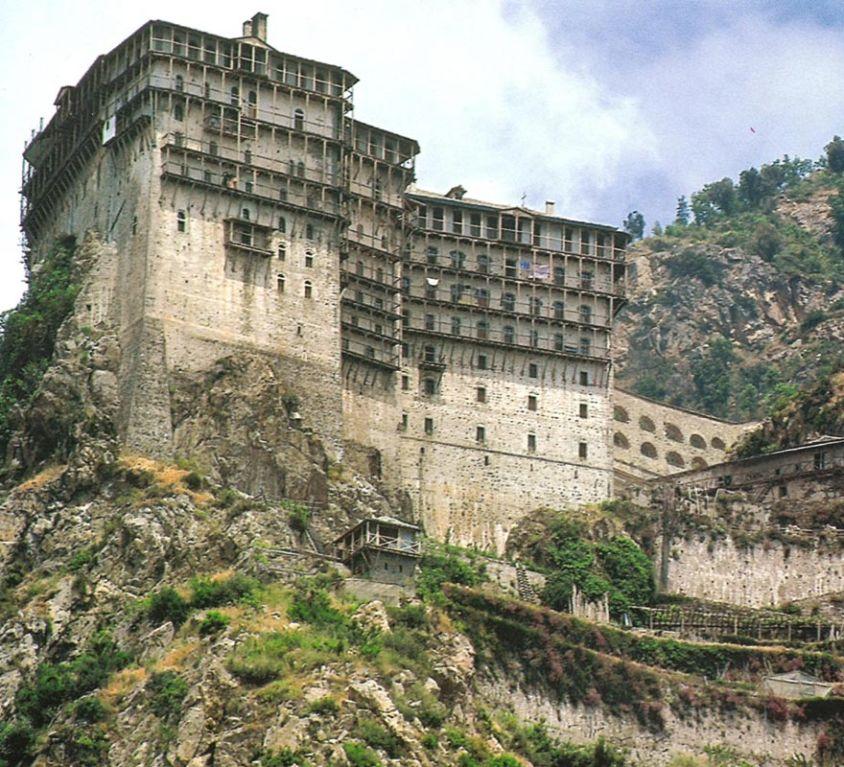 Συντήρηση – Αποκατάσταση Ι.Μ. Σίμωνος Πέτρας Αγ. Όρους